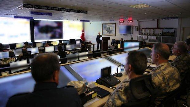 TSK: Kandil ve Sincar'da 12 hedef imha edildi