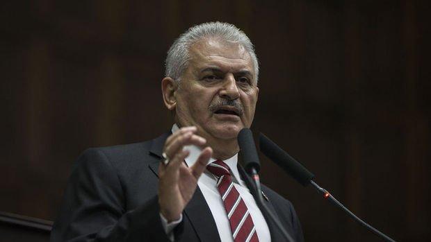 Yıldırım: Türkiye'nin AB üyelik hedefi devam ediyor