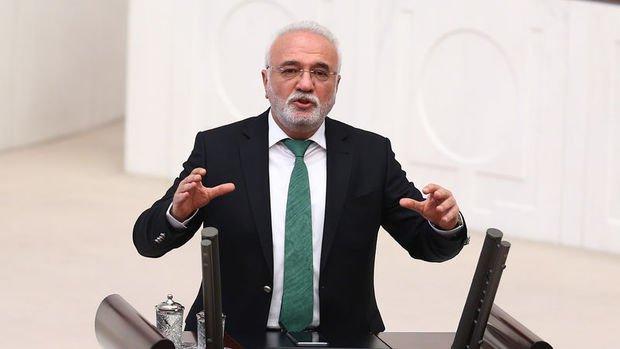 AK Partili Elitaş'tan bedelli açıklaması