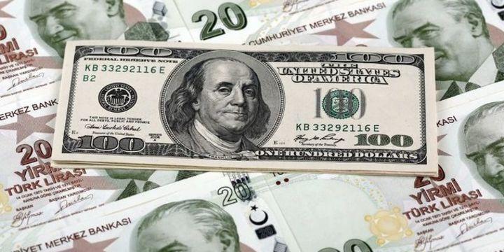 """Dolar/TL """"Fed"""" sonrası 4.64 seviyesinde"""
