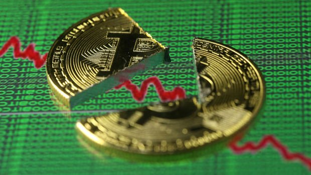 Bitcoin'deki değer kaybı hızlandı