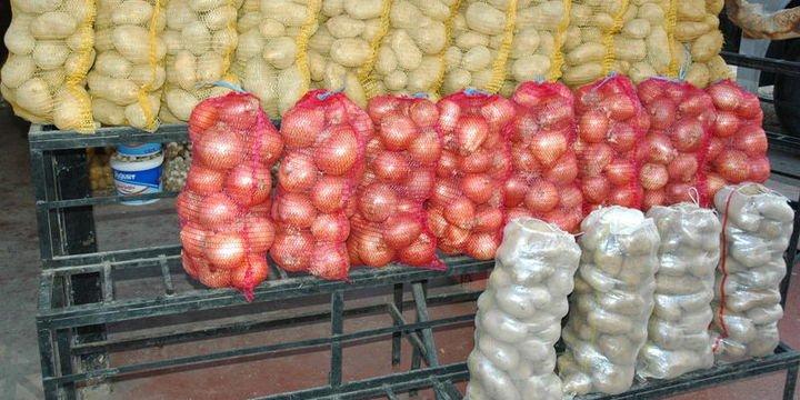 Ramazanın 2. yarısında en çok patates ve soğanın fiyatı arttı