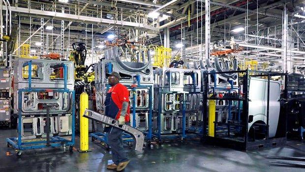 ABD'de sanayi üretimi Mayıs'ta yüzde 0.1 azaldı