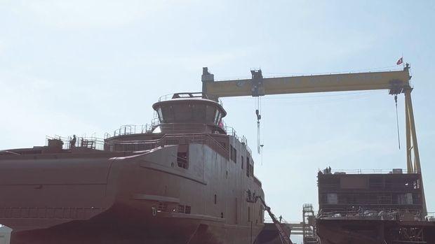 Yalova'daki tersaneler 2022'ye kadar dolu, gemi talebine yetişemiyor