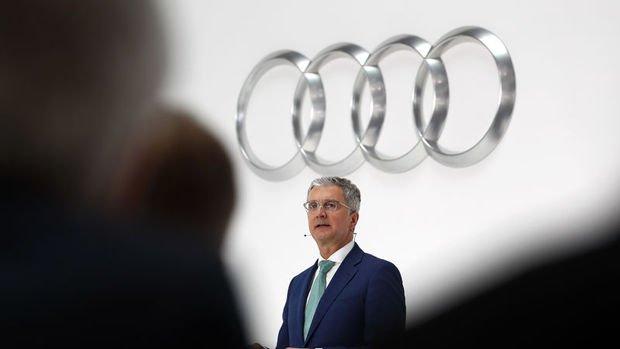 Audi CEO'su Stadler'in gözaltına alındığı iddia edildi