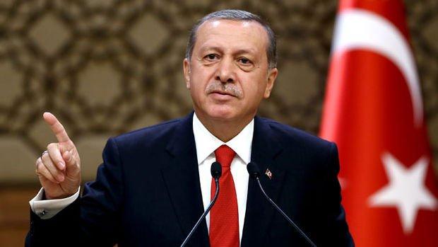 Erdoğan: Yastık altında doları, eurosu olan TL'ye çevirsin