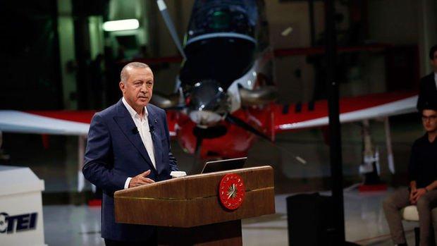 Erdoğan: Türksat 5A ve 5B'yi Musk'ın Falcon roketleriyle fırlatacağız