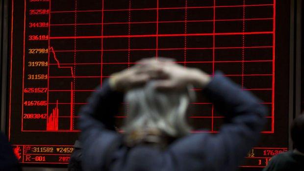 """Çin hisseleri """"ABD vergisi"""" ile 2016'dan beri en sert düşüşüne hazırlanıyor"""