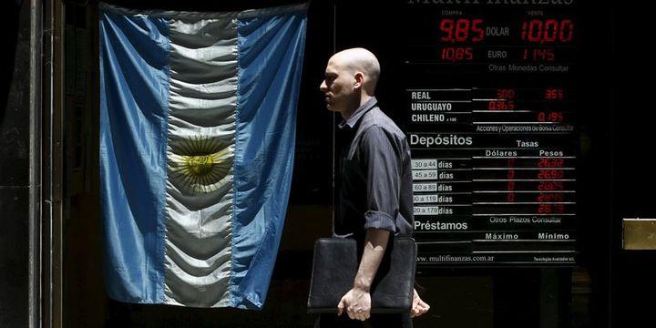 Arjantin 1. çeyrekte %3.6 büyüdü