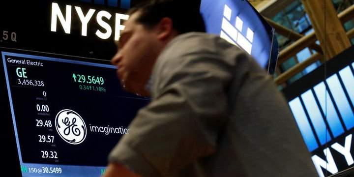 General Electric Dow Jones Endeksinden çıkartıldı