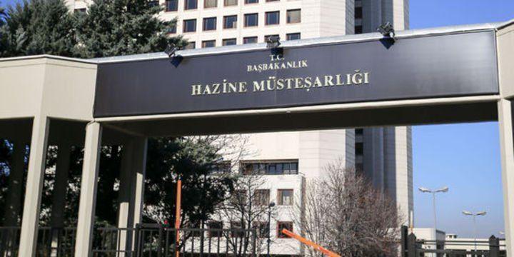 Merkezi yönetim brüt borç stoku 959 milyar lira oldu