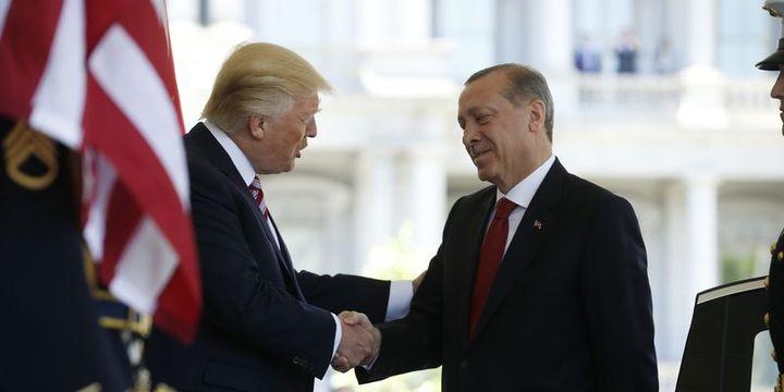 Trump ile Erdoğan görüşecek