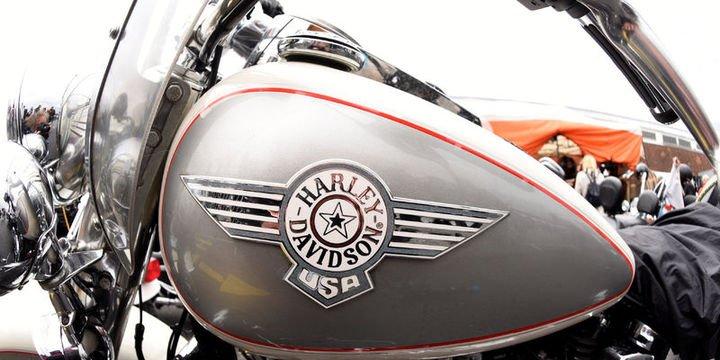 Trump Harley-Davidson