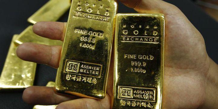 Altın kayıplarını korudu