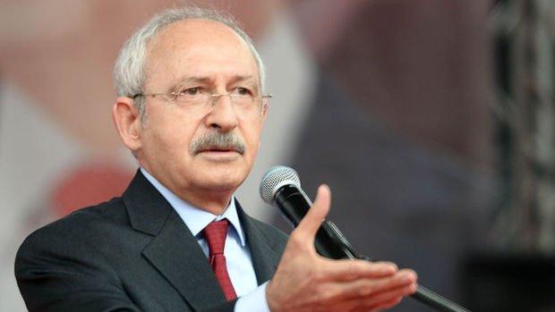 Kılıçdaroğlu CHP MYK sonrası açıklama yapacak