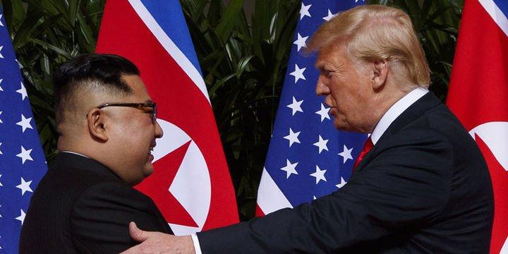 """""""Trump ve Kim Eylül"""