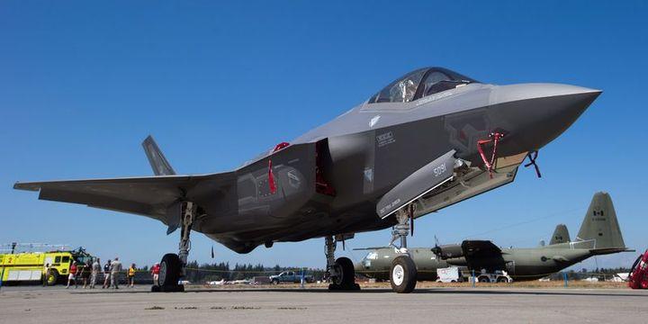 Pentagon: Türk pilotları F-35