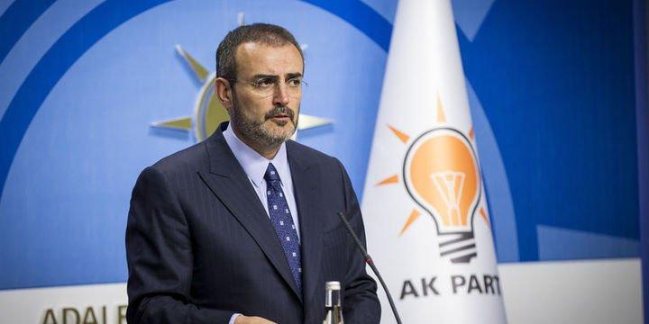 AK Parti/Ünal: Erken yerel seçim gündemimizde yok