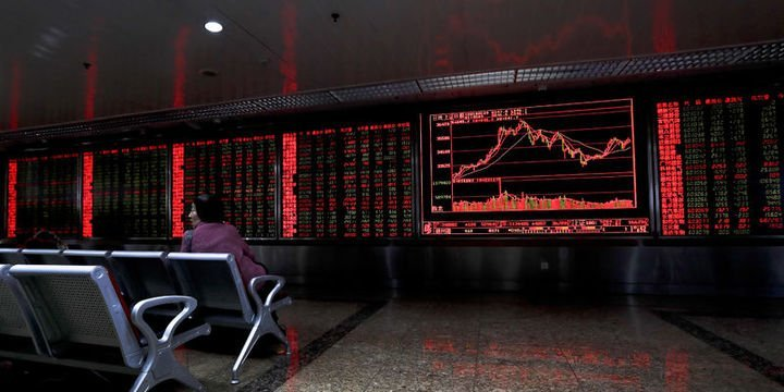 Küresel Piyasalar: Hisseler düştü, petrol yükseldi