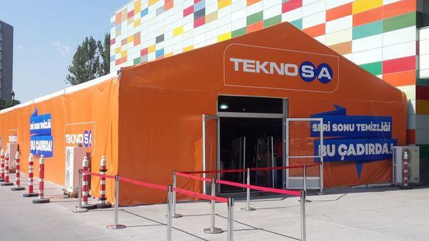 Media Markt'ın Teknosa'yı satın almak için görüştüğü belirtildi