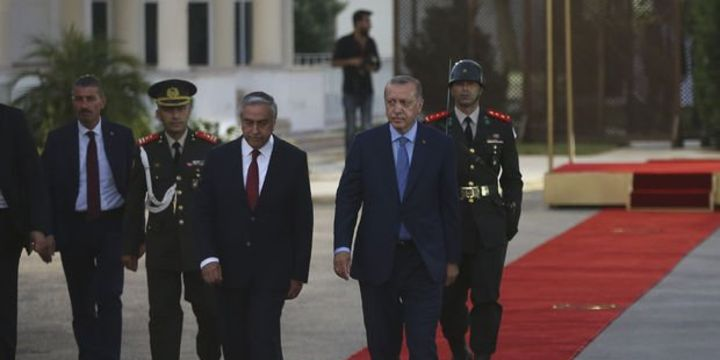 Erdoğan: Kıbrıs milli davamız