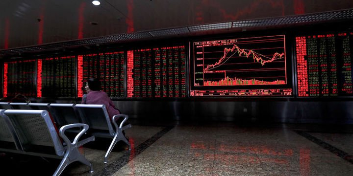 """Küresel Piyasalar: Hisseler """"ticaret savaşı"""" endişeleri sert düştü, dolar yükseldi"""