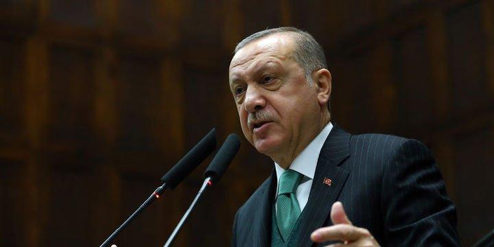 Erdoğan: Önümüzdeki dönemde faiz de dolar da düşecek