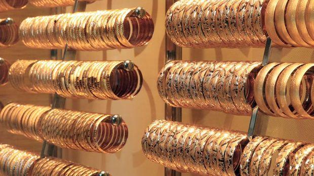 Altının gram fiyatı bir ayın en yükseğini gördü