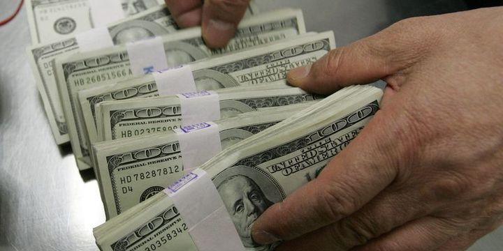 Yurt içi yerleşiklerin döviz mevduatı 758 milyon dolar arttı