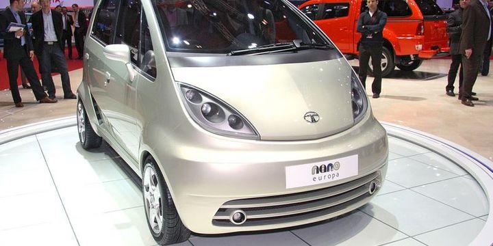 Dünyanın en ucuz arabası Nano artık üretilmeyecek
