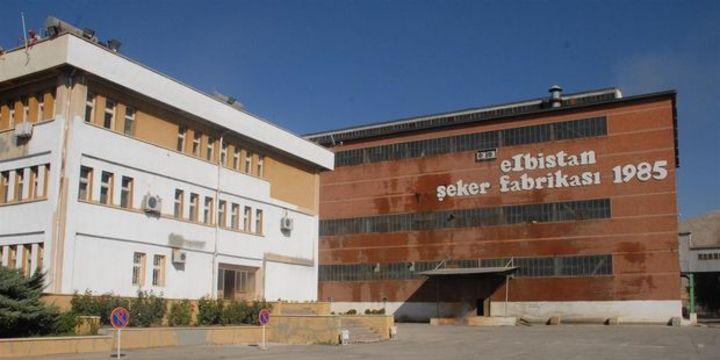 Elbistan Şeker Fabrikası