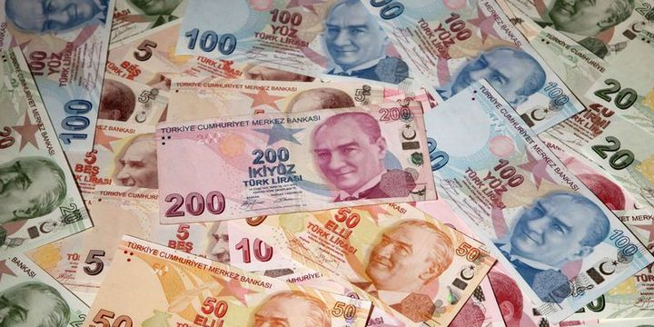 Toplam kredi stoku 2,5 trilyon lira oldu