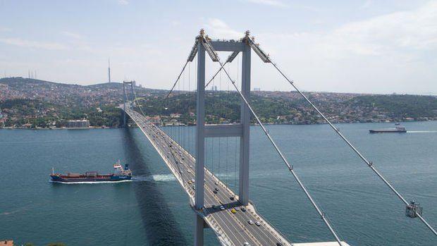15 Temmuz Şehitler Köprüsü yarın trafiğe kapatılacak