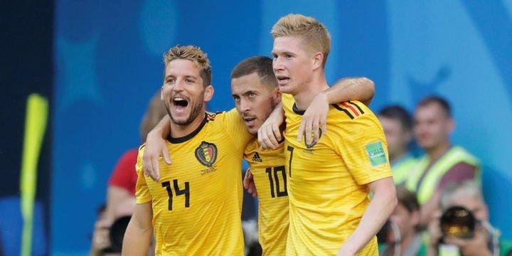 Belçika Dünya Kupası