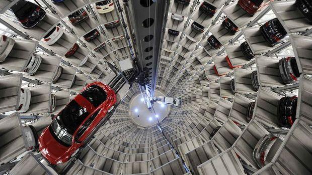 Otomotiv ihracatı ilk yarıda % 14.5 arttı