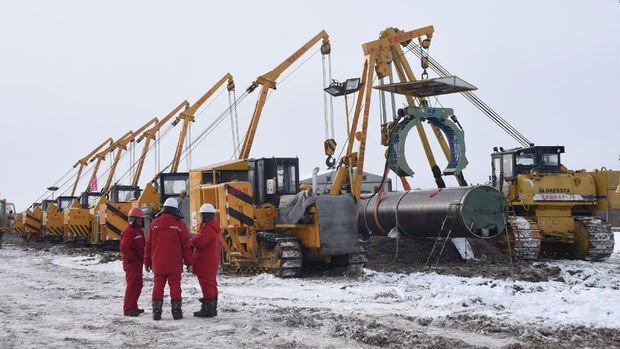 Rusya'nın petrol üretimi azaldı, doğalgaz üretimi arttı