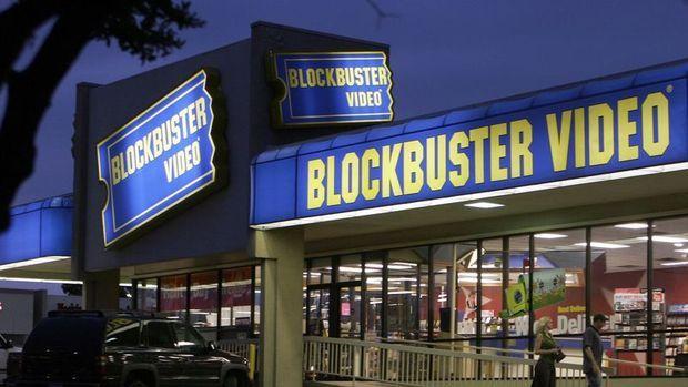 Netflix'i reddeden Blockbuster'tan geriye 1 mağaza kaldı