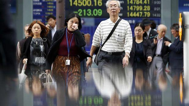 Gelişen ülke paraları azalan gerginlikle yükseldi