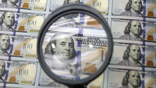 Kısa vadeli dış borç stoku Mayıs'ta 123.3 milyar dolara geriledi
