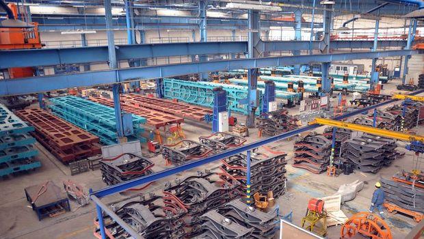 Sanayi üretimi Mayıs'ta aylık %1.6 azaldı, yıllık %6.4 arttı
