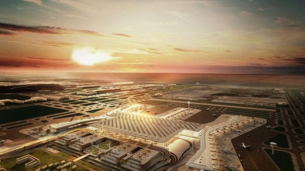 İstanbul Yeni Havalimanı bölgedeki konut fiyatlarını artırdı