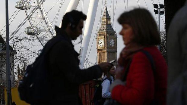 İngiltere'de istihdam Mart-Mayıs'ta rekor seviyeye ulaştı