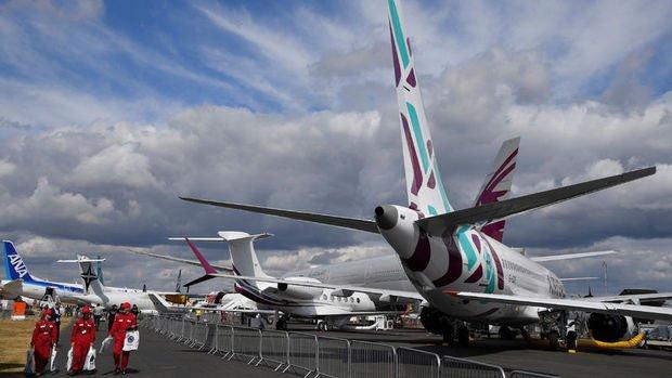 Farnborough Airshow'un ilk gününde 399 uçak satıldı