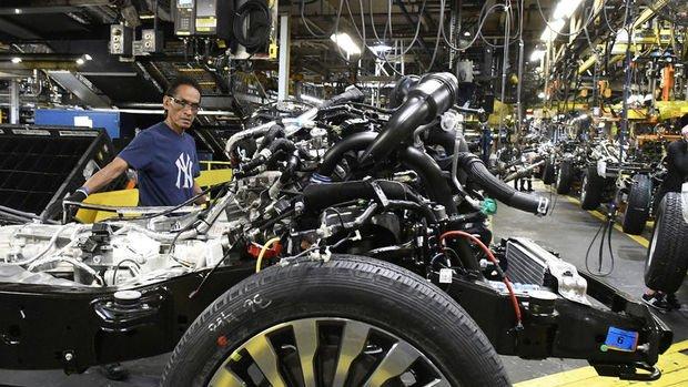 ABD'de sanayi üretimi Haziran'da %0.6 arttı