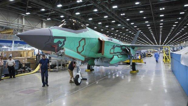 ABD'den Ortadoğu'ya ilk F-35 sevkiyatı