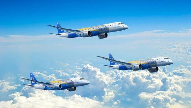 2.5 yıl önce iflas açıklayan Republic Airways 100 adet jet satın aldı