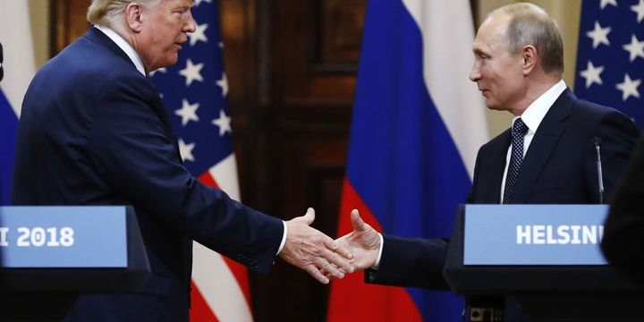 Trump Putin ile yaptığı zirveyi savundu