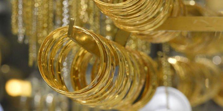 Altının gram fiyatı güne yükselişle başladı