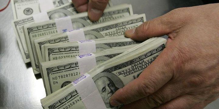 Yurt içi yerleşiklerin döviz mevduatı 3.9 milyar dolar azaldı
