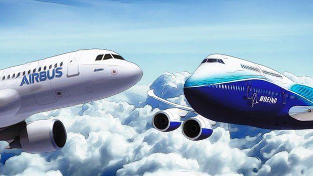 Airbus'a verilen sübvansiyonlara karşılık ABD'den yaptırım